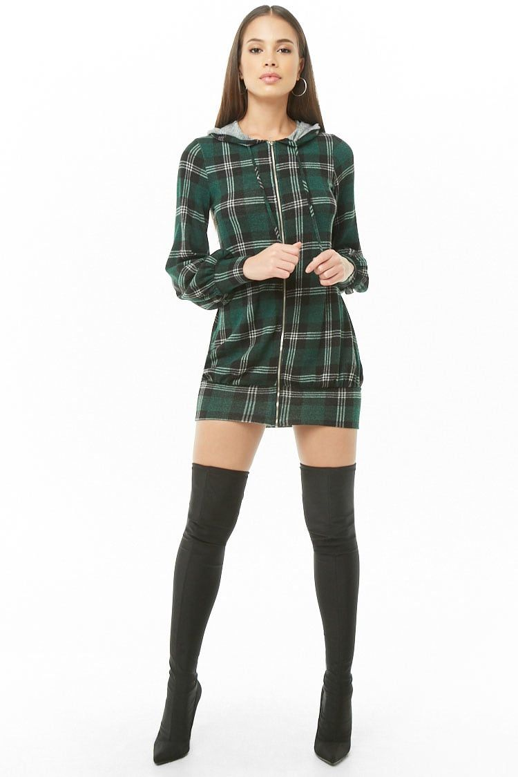 f0bc6c30d1 Green Plaid Skirt Forever 21 – DACC