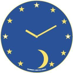 Photo of Flags clocks