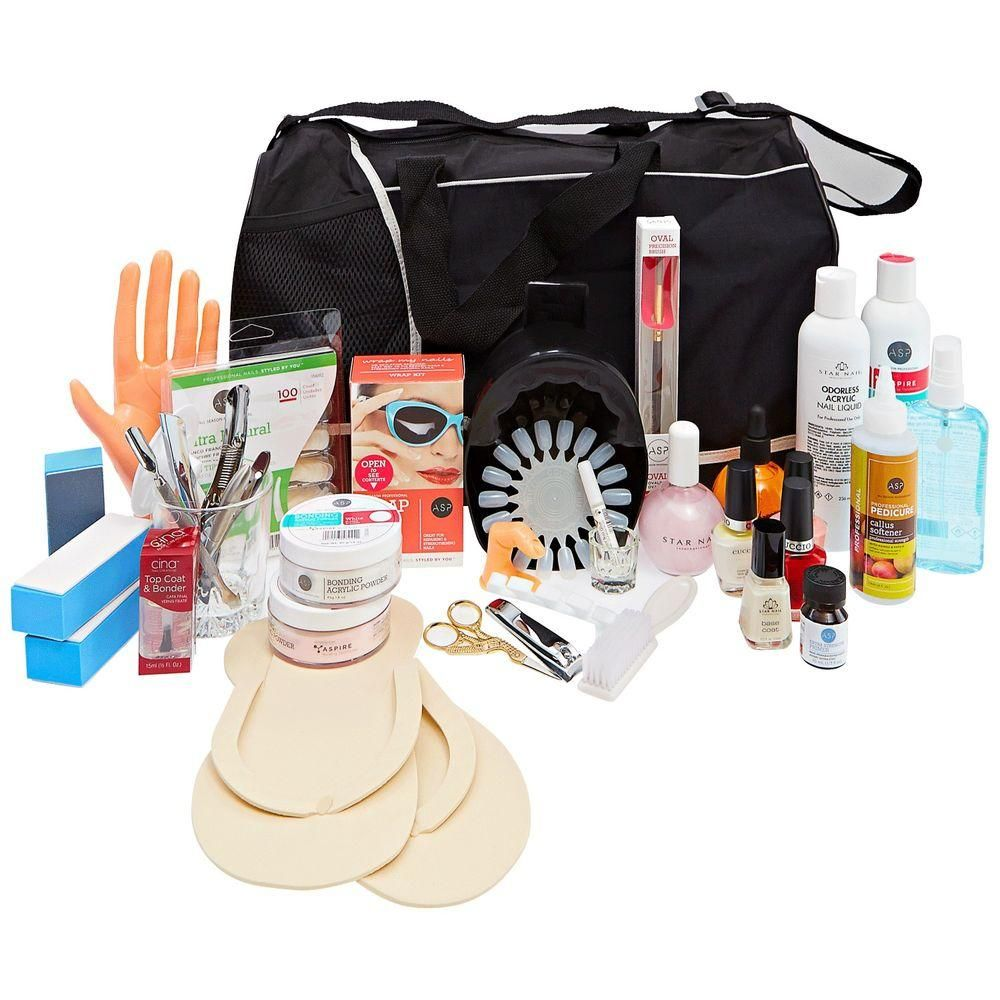 Buy Sally Beauty School Mani Pedi Kit at Diane Beauty
