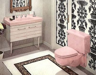 It's Easy To Add Mid-Century Kitsch To Any Bathroom ...