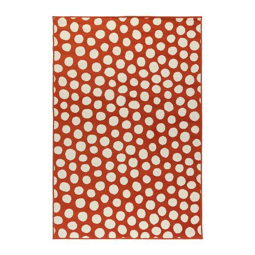 Ullgump alfombra pelo corto ikea al estar hecha de fibras sint ticas la alfombra no se mancha - Ikea textiles y alfombras ...