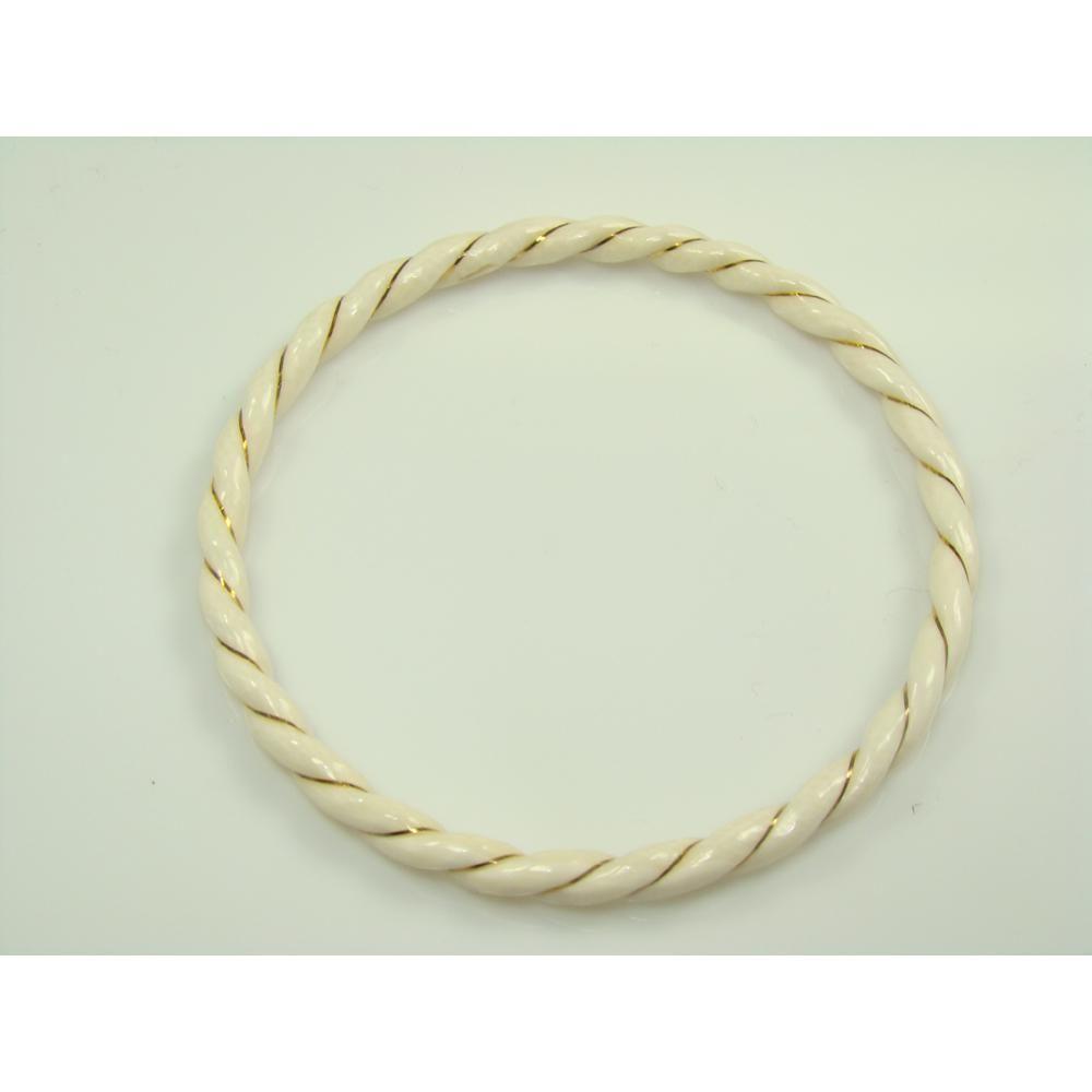 ed1dad8eac ivory | Home / Ivory Jewelry / Elephant Ivory Bangle Bracelets / Antique .