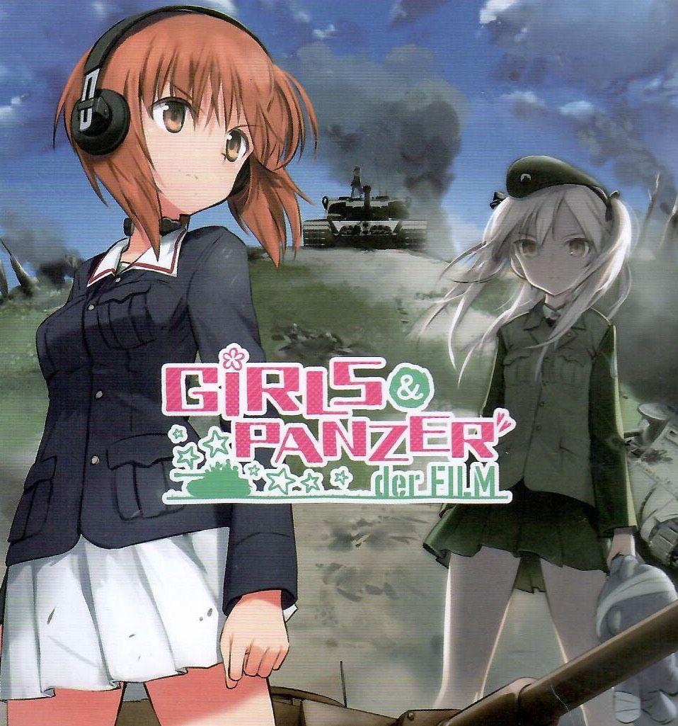 Girls Und Panzer Girls Characters Crunchyroll Anime Shows