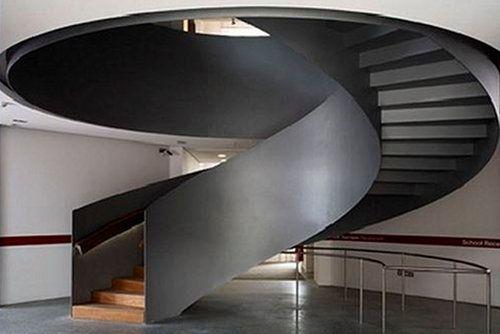 Escaliers design fonctionnels et magnifiques - Escalier contemporain beton ...