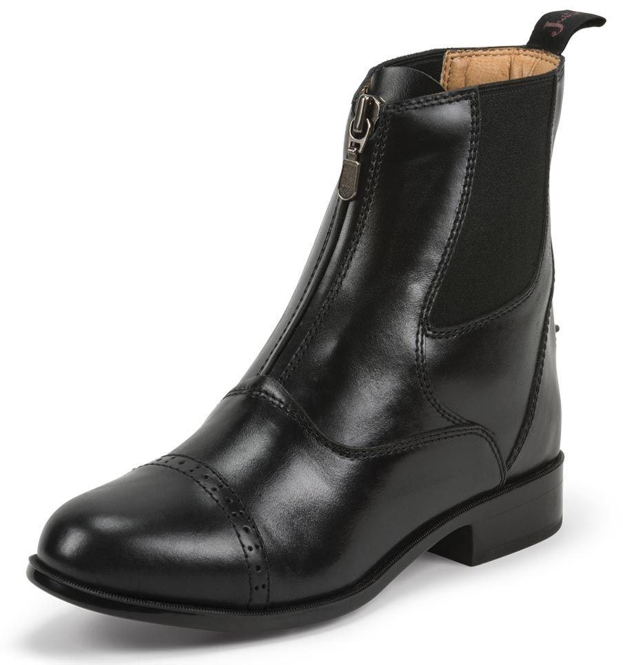 paddock boots justin boots justin english riding boots horse