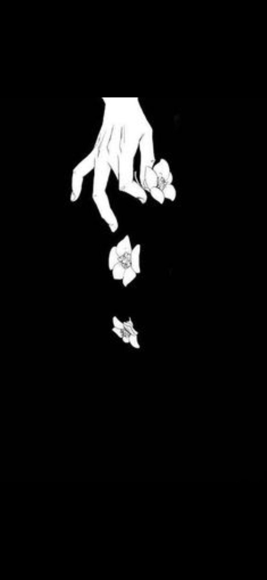 لعشاق اللون الاسود صور خلفيات سوداء كلل شيء اسود القصةالقصيرة القصة القصيرة Amreading B Girls Cartoon Art Girl Cartoon Iphone Wallpaper Hipster