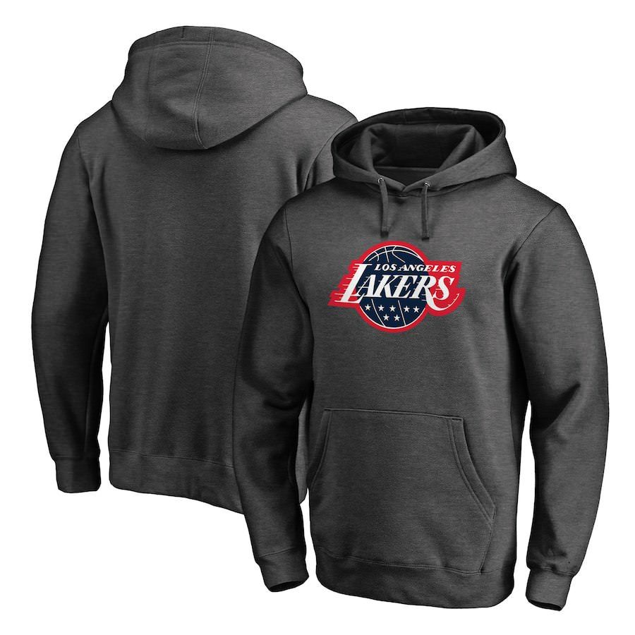 b552e81a80d Andre Ingram Los Angeles Lakers Fanatics Branded Backer Long Sleeve T-Shirt  – Gold