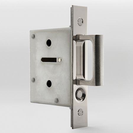 Mortise Pop Out Edge Pull Door Handles And Locks