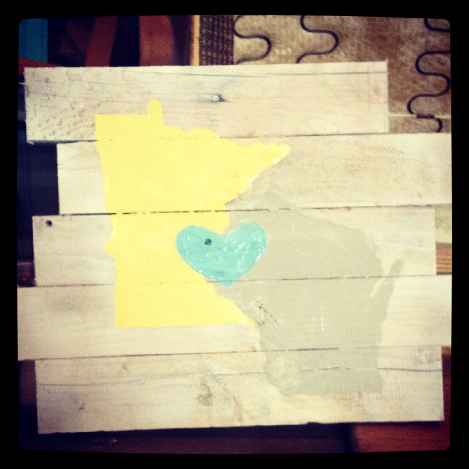 This would be PERFECT for the middle of our MN/WI wall. @Amy ...