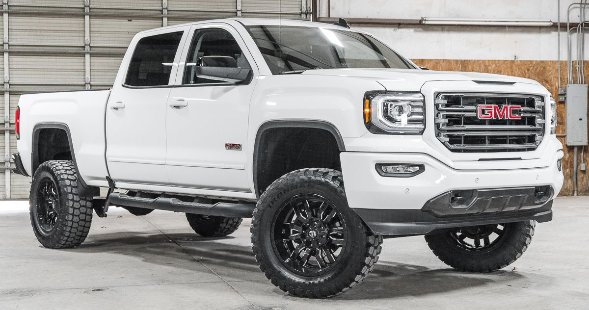 Net Direct Auto Sales The Lifted Truck Experts Gmc Sierra 1500