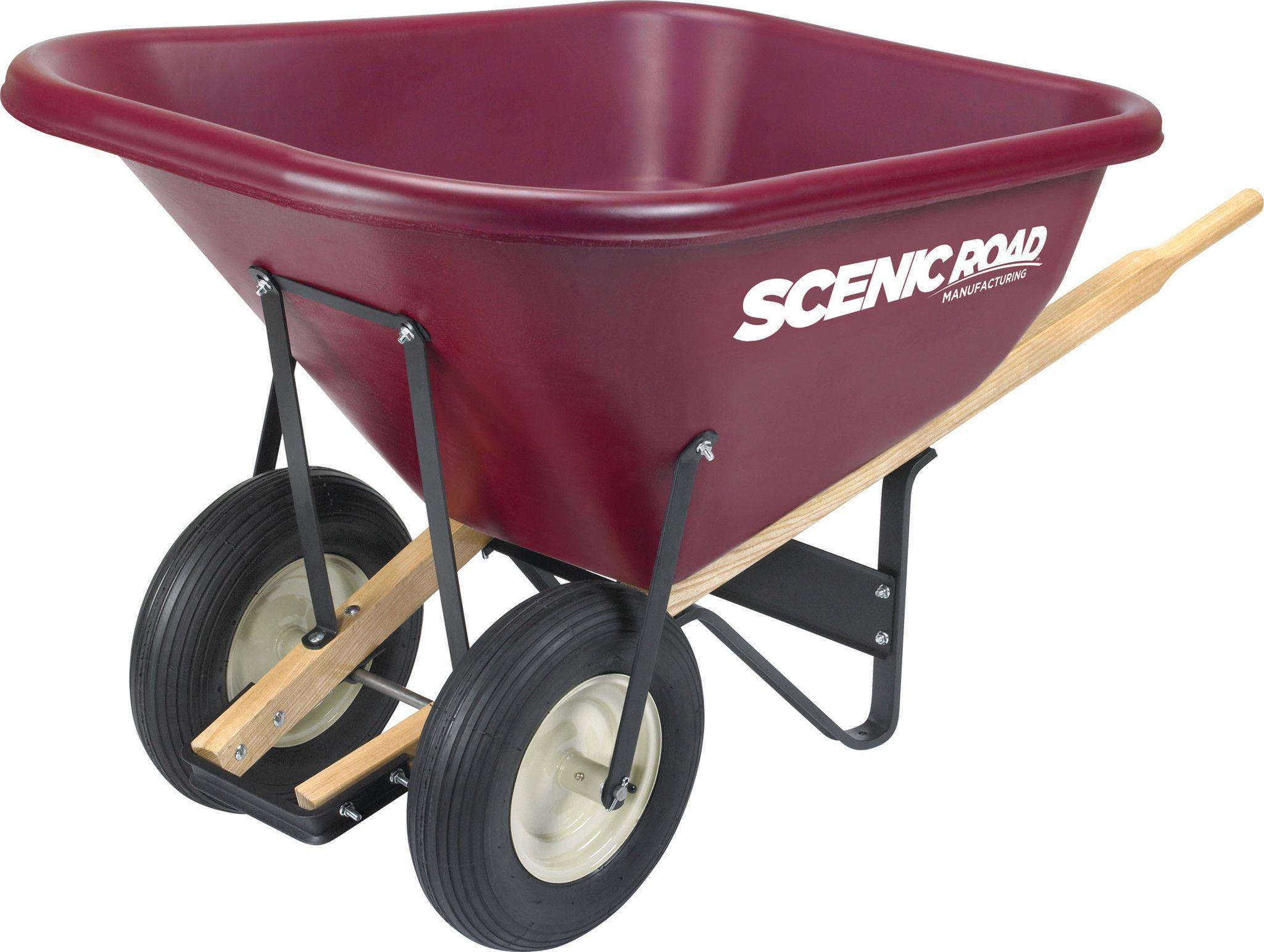 Parts Box For M10 2r Wheelbarrow Wheelbarrow Heavy Duty