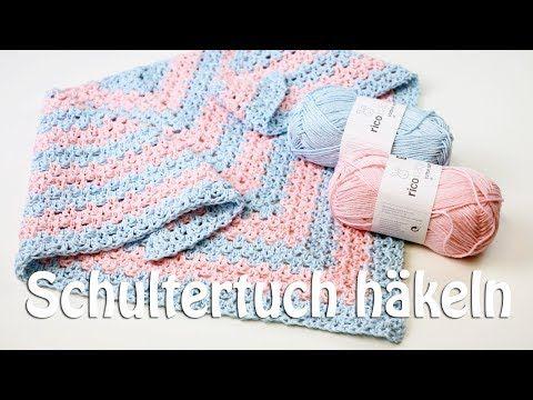 Photo of Stola / Schultertuch häkeln – kostenlose Anleitung für Anfänger – Talu.de