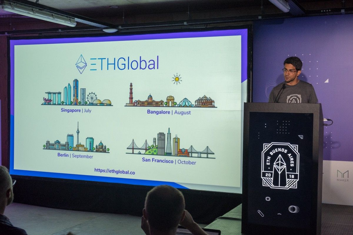 Scaling ETHGlobal Scale, Ecosystems, Singapore