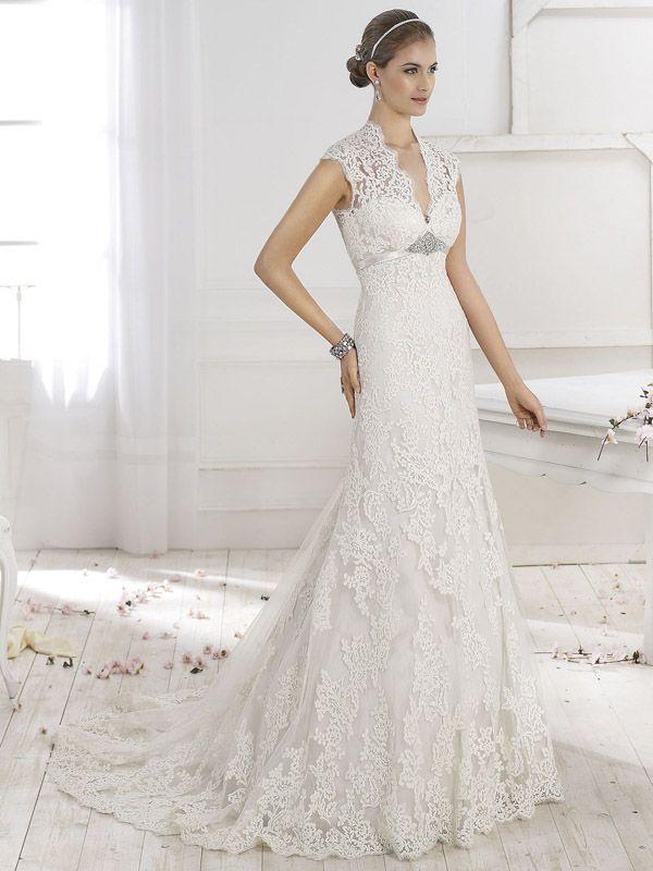 Brautkleider von Top-Marken   miss solution Bildergalerie - Modell ...