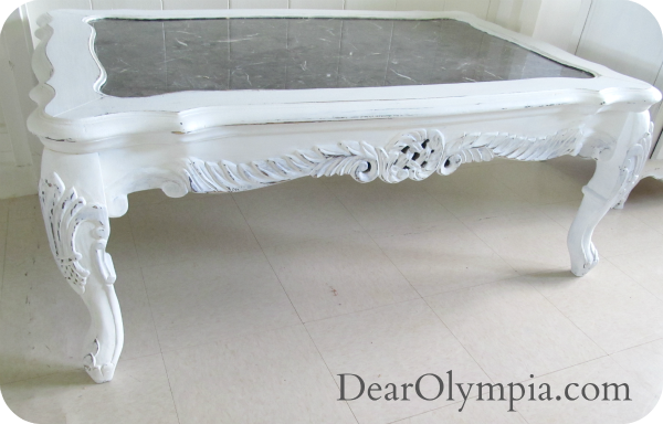 Shabby Chic Furniture Restoration Marble Distressed Dark Wax Shabby Chic Furniture Diy Shabby Chic Coffee Table Furniture Restoration