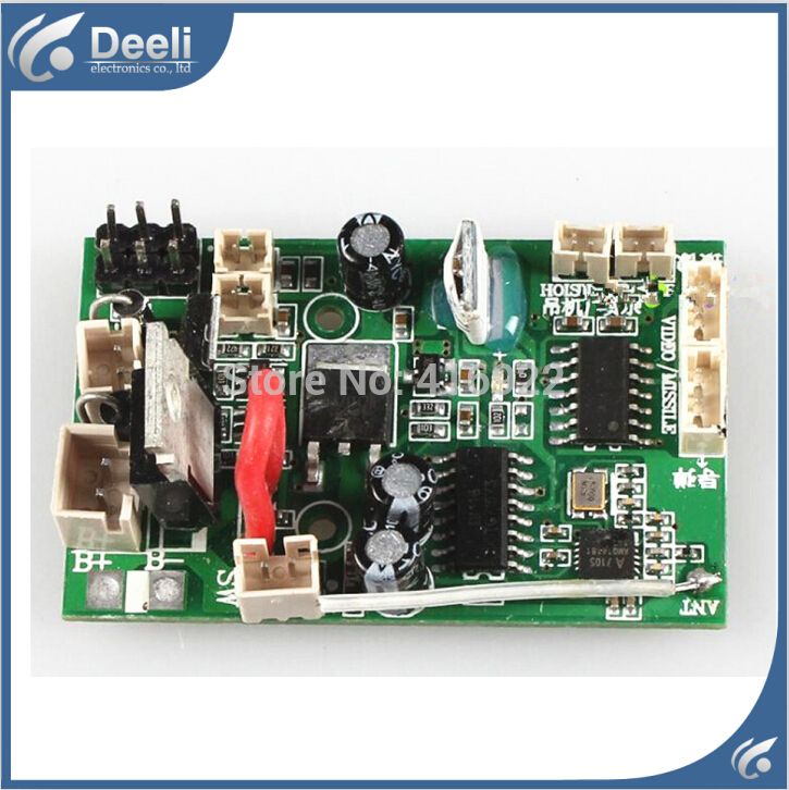 for wl v912 4ch v912 16 receiver board circuit board mainboard onfor wl v912 4ch v912 16 receiver board circuit board mainboard on sale