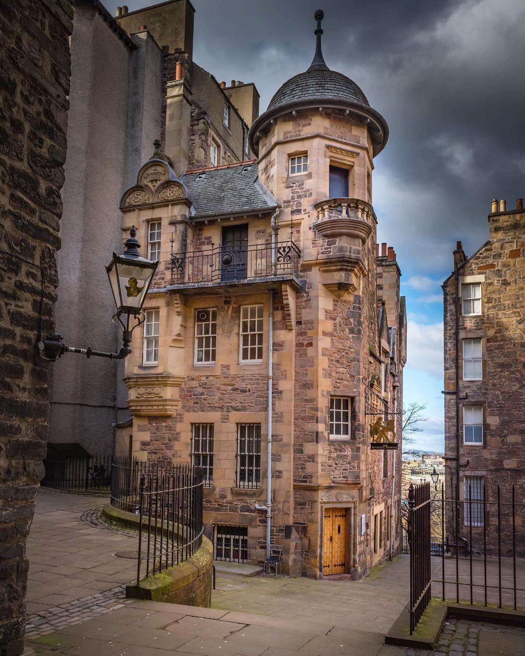 The Writer S Museum Edinburgh Scotland Edinburgh Scotland