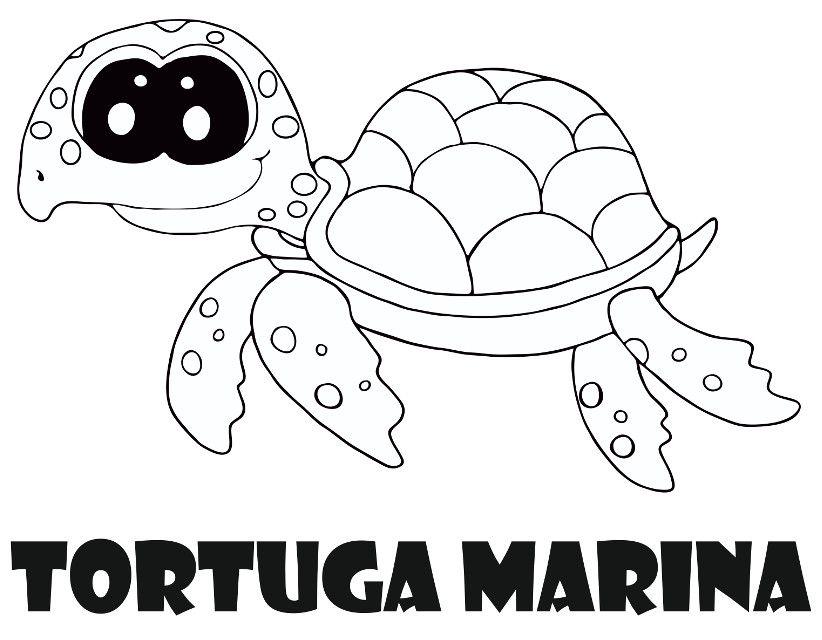 Tortuga Marina Para Colorear Character Fictional Characters Snoopy