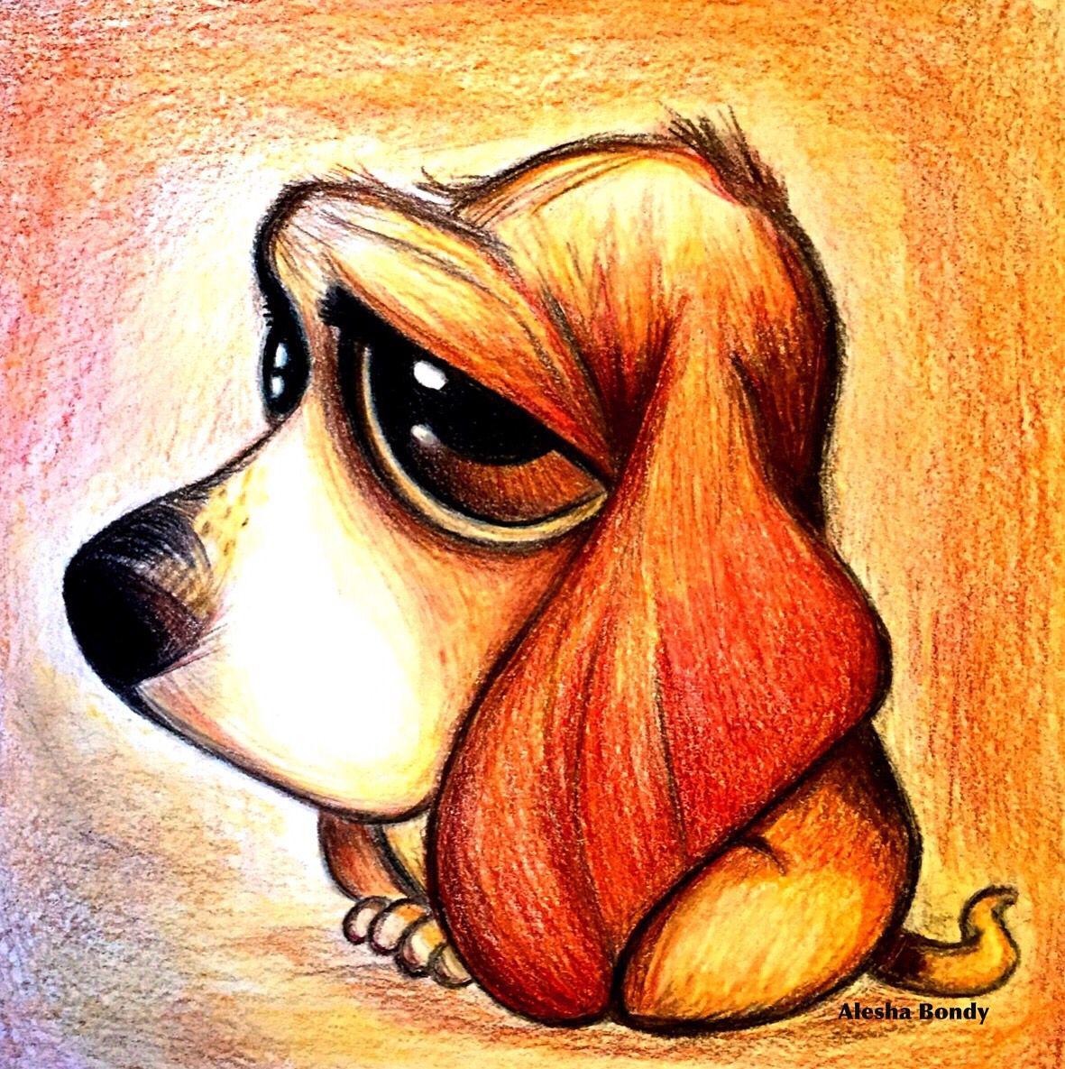 Puppy Love Sold Dibujos Animados Bonitos Dibujos Kawaii Dibujos
