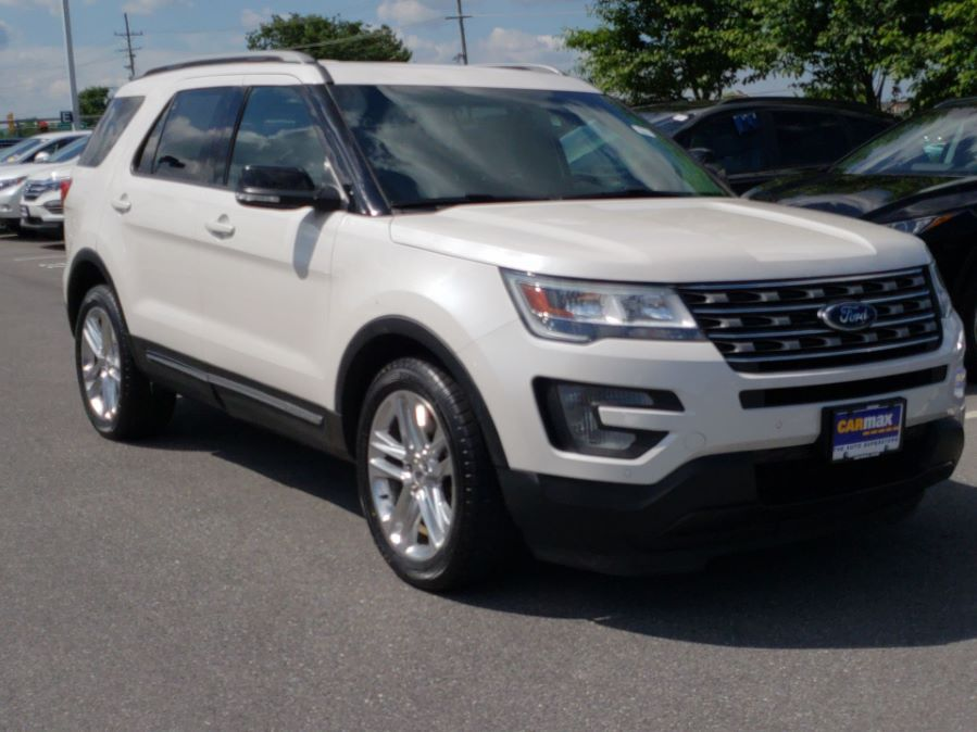 Used 2016 Ford Explorer In Gaithersburg Maryland Carmax Ford