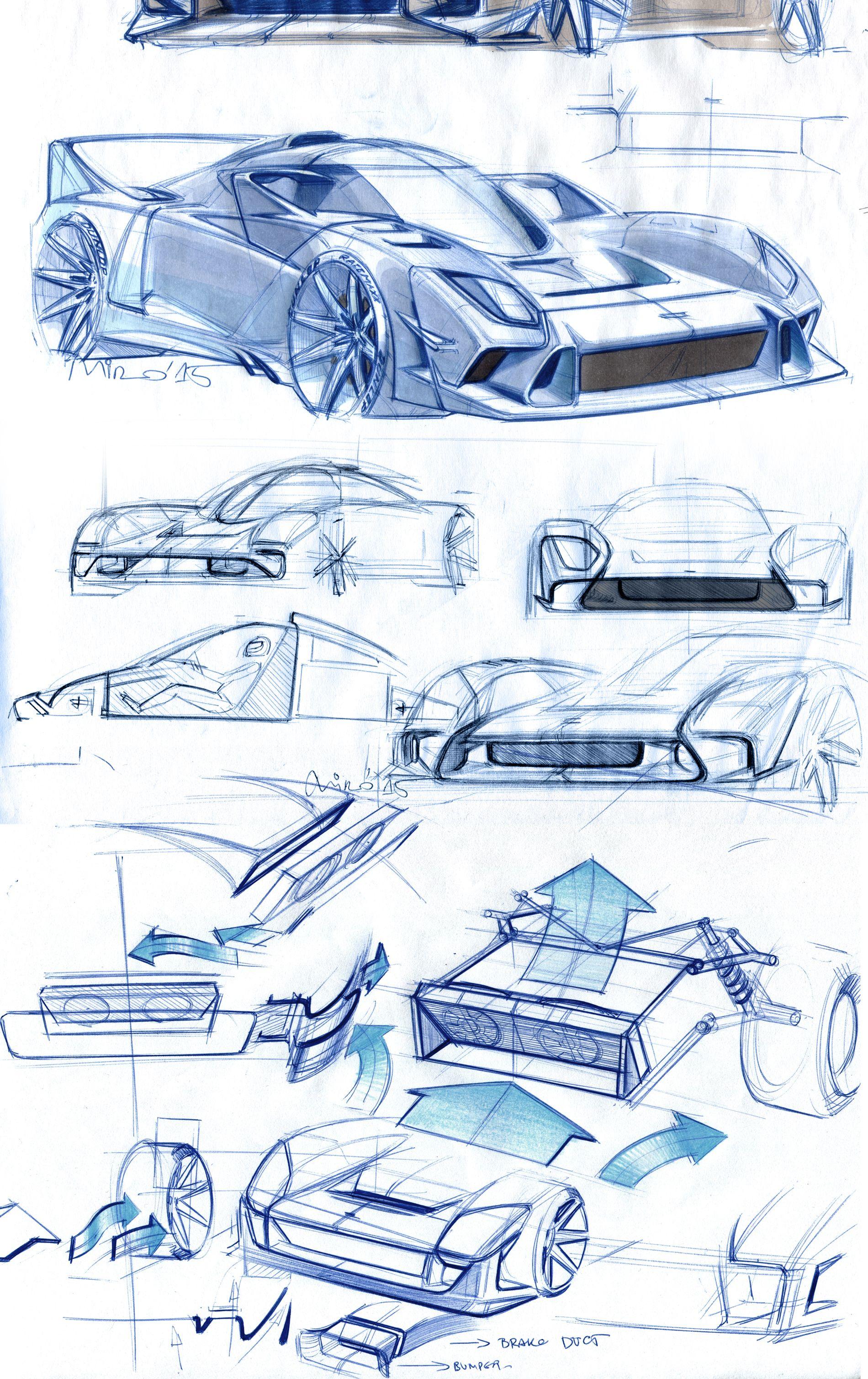 Project Hannibal Nerdy Sketch