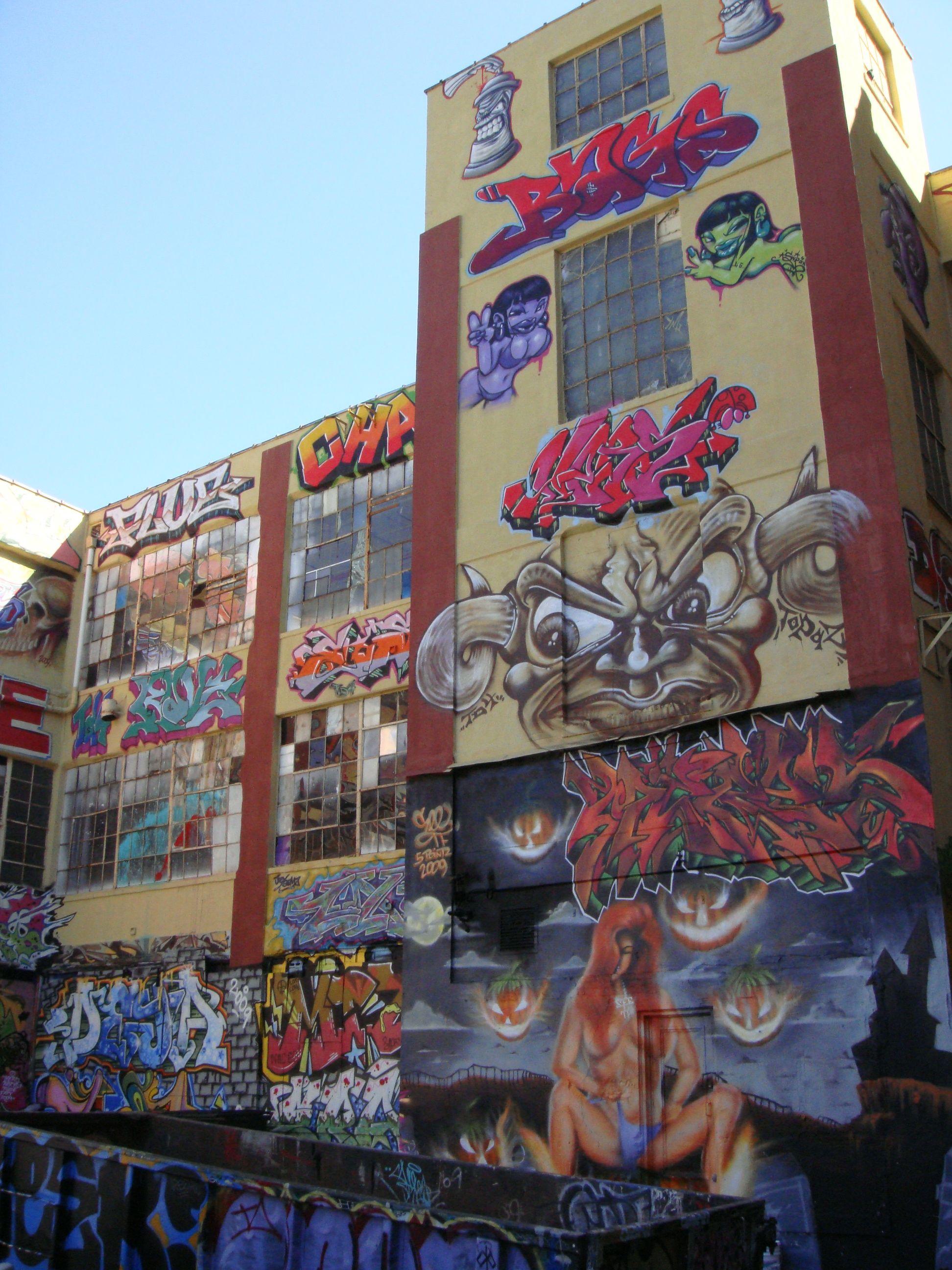 5 pointz graffiti mecca