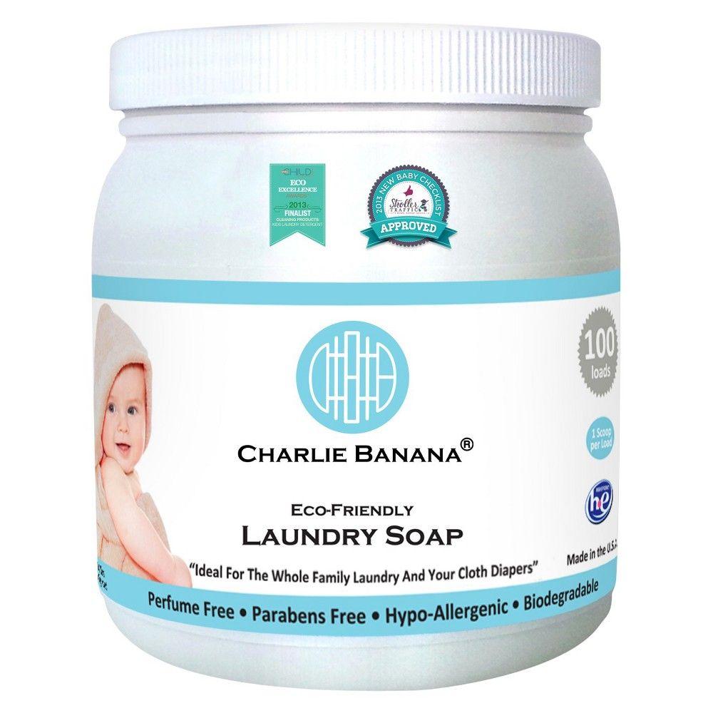 Charlie Banana Diaper Laundry Soap 2 64 Liters 100 Loads