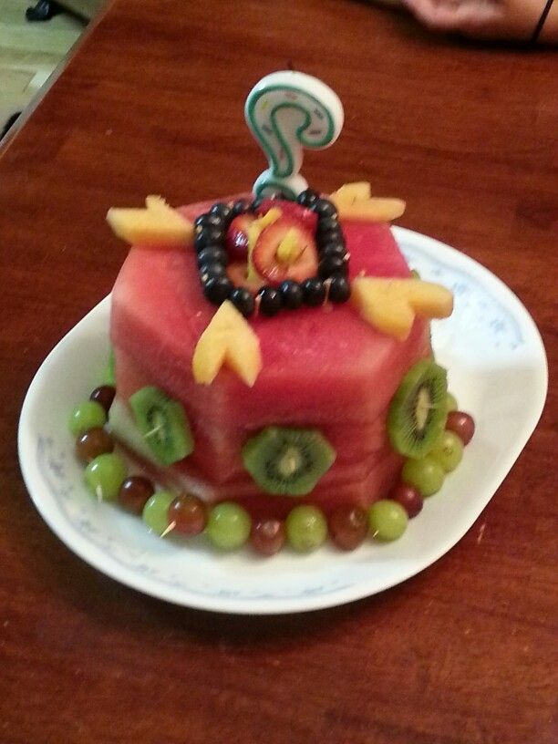 Diet birthday cake Healthy foods for my family Pinterest