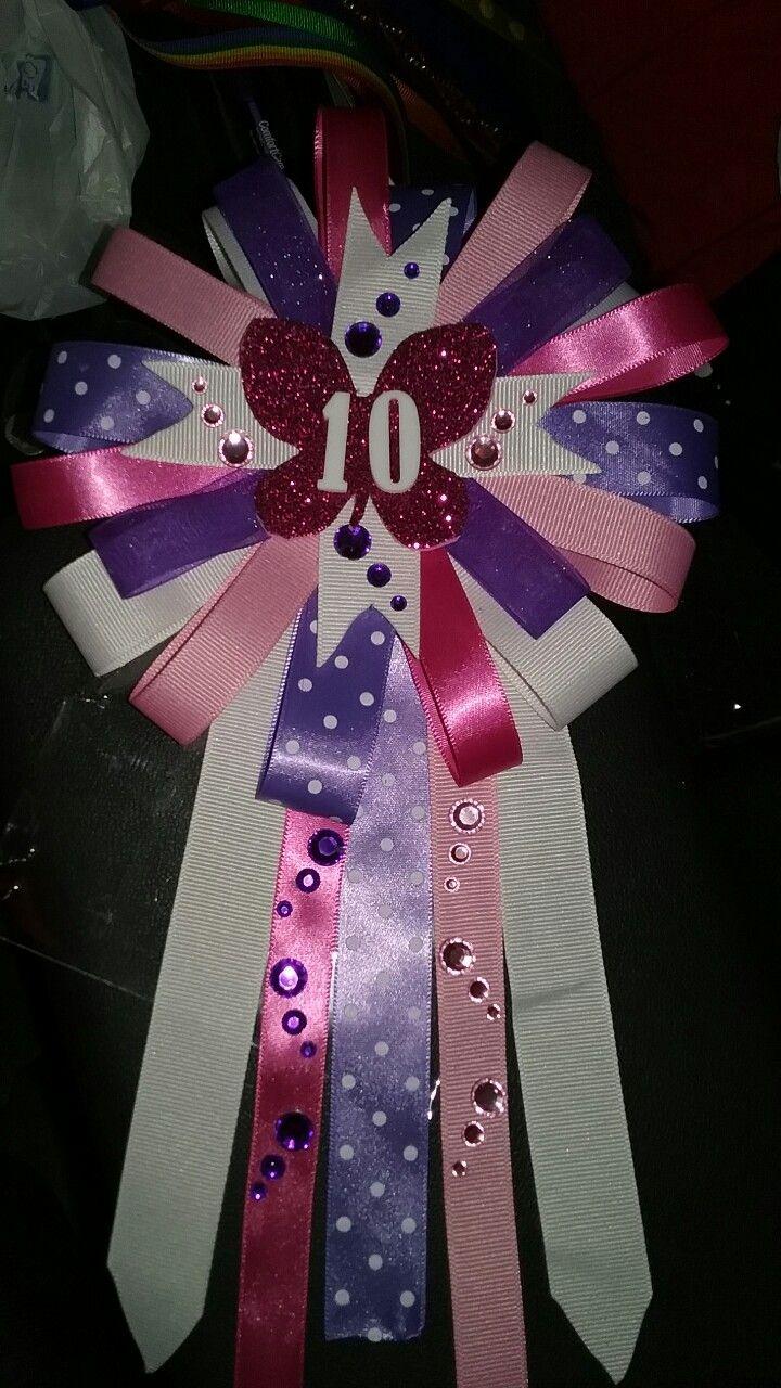 Pink Lavender Pin