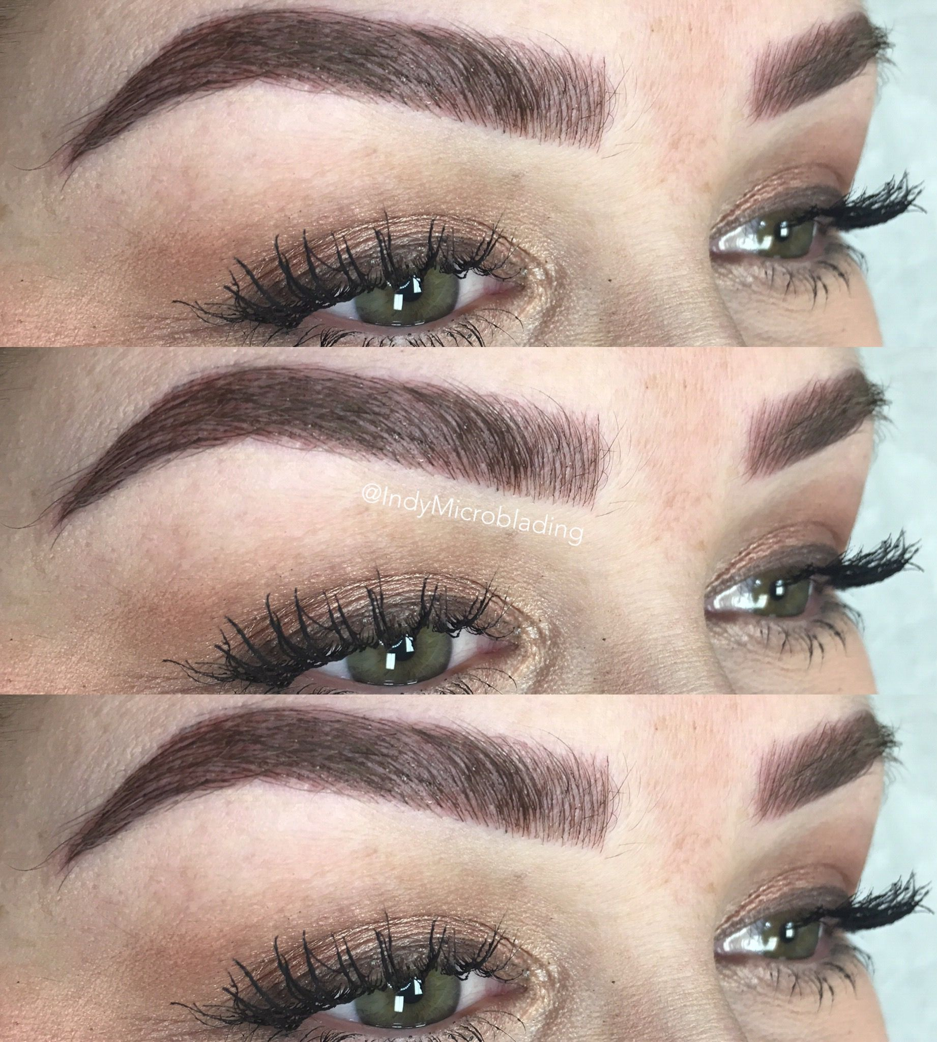 Indy Microblading, Eyebrows on fleek, Microblading, Midwest ...