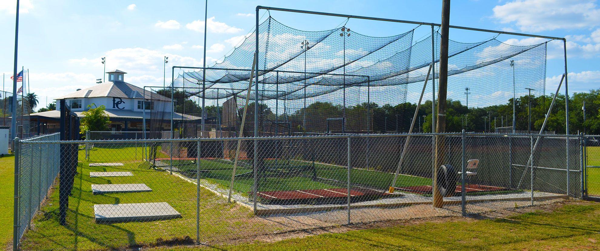 Baseball Softball Batting Cage Net Florida Net Company Batting Cages Little League Baseball Batting Cage Nets