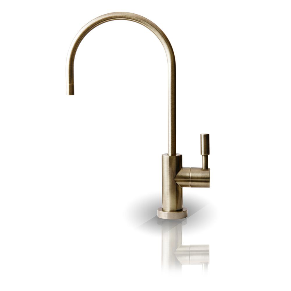 APEC Water Systems SingleHandle Beverage Faucet Lead Free