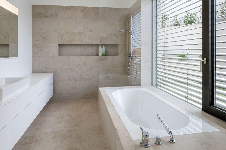 Neubau Wh S K Mittelfranken 2015 Badezimmer Dachgeschoss Bad Inspiration Badezimmer
