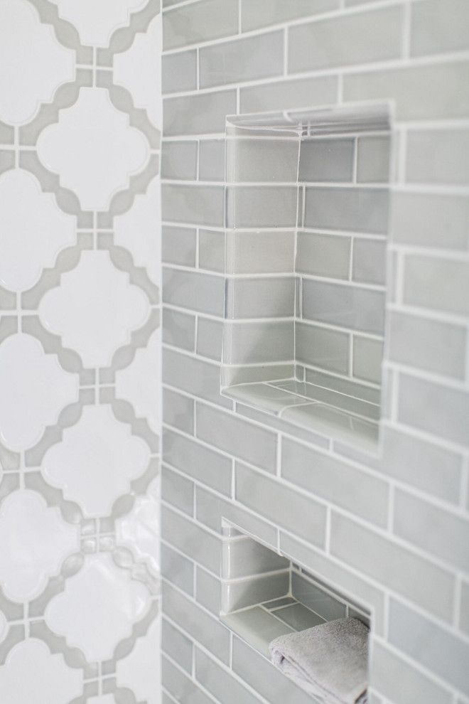 Gray Bathroom Tile Gray Bathroom Tile Ideas I Used Two Different Tiles For The Shower A Grey