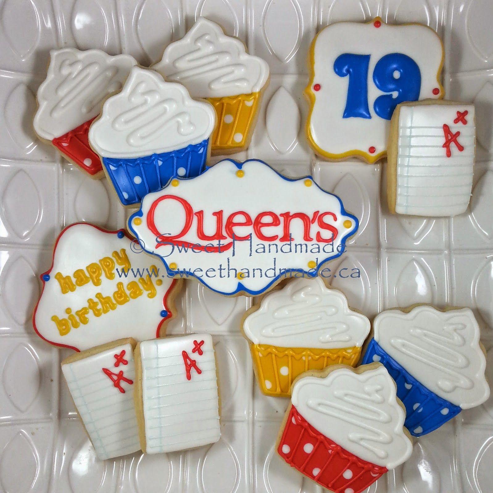 Why Send Birthday Cookies?