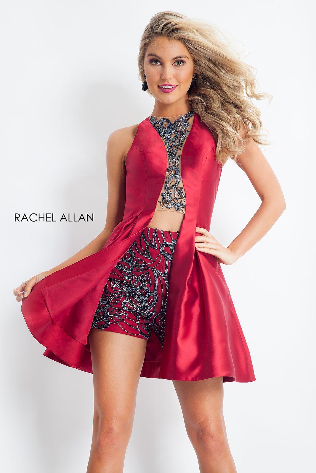 Homecoming Dress  4650 in Marsala  homecomingdress  twopiecedress  romper
