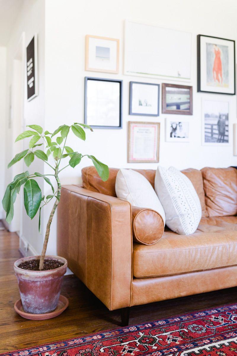 a tiny and charming cottage in nashville tn korter room sofa rh pinterest com