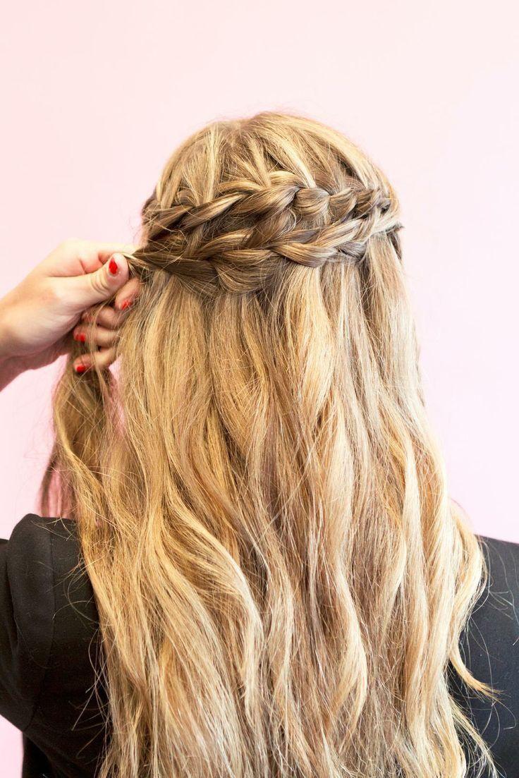 Genius New Ways To Braid Your Hair Hair Styles Long Hair Styles Hair Beauty