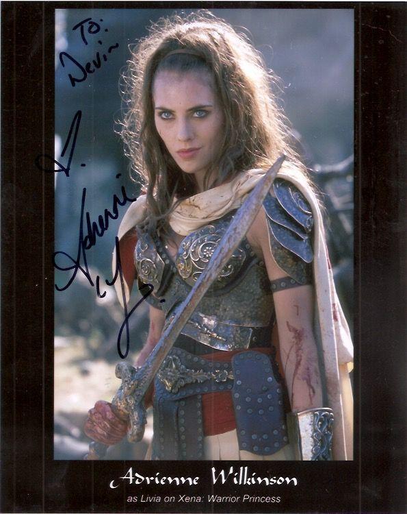 Adrienne Wilkinson From Quot Xena Warrior Princess