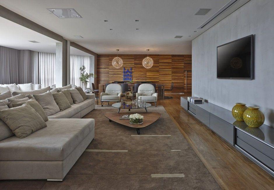Coziness Meets The Big City LA Apartment by David Guerra