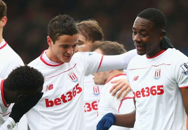 AFC Bournemouth 1-3 Stoke City: Imbula opens account as Potters return to form
