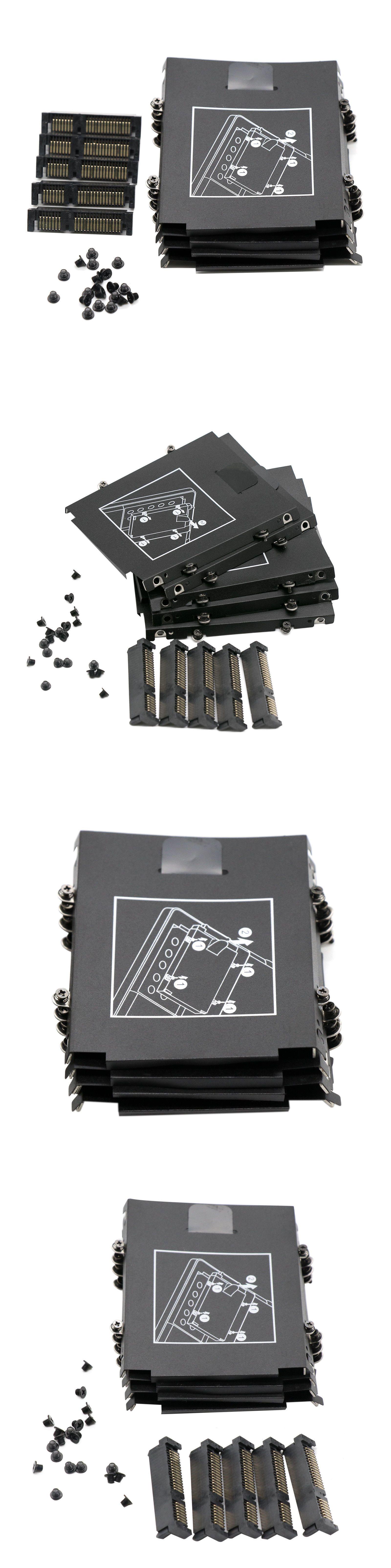 5pcs New  For HP EliteBook 9470M 9480M SATA Hard Drive Caddy Connector