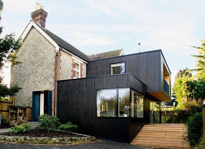 fassade l rche schwarz viki pinterest l rche fassaden und schwarzer. Black Bedroom Furniture Sets. Home Design Ideas