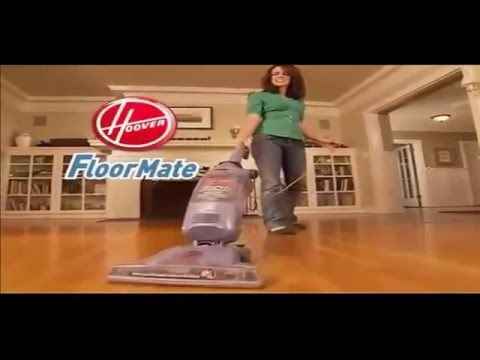 Best Floor Cleaner Machines Review 2016 | Hoover FloorMate SpinScrub-FH4.