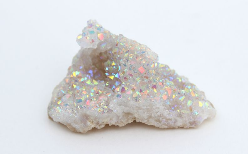 "vineayl: ""rockorstone: ""Angel Aura Quartz "" nature/indie """
