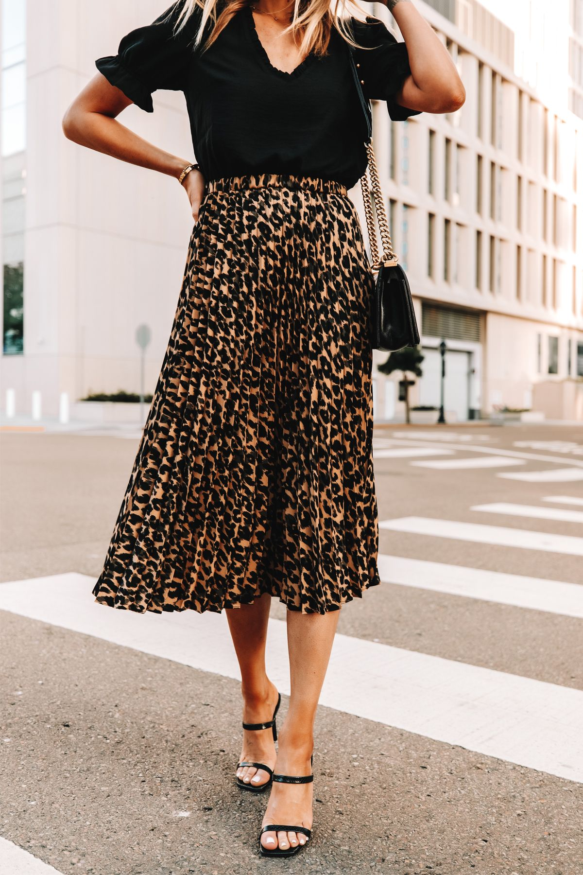 Are Leopard Midi Skirts Still in Style? How I'm Styling Mine For 2020 | Fashion Jackson