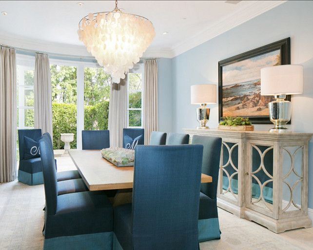 Dining Room Ideas Decor The Has A Coastal Casual