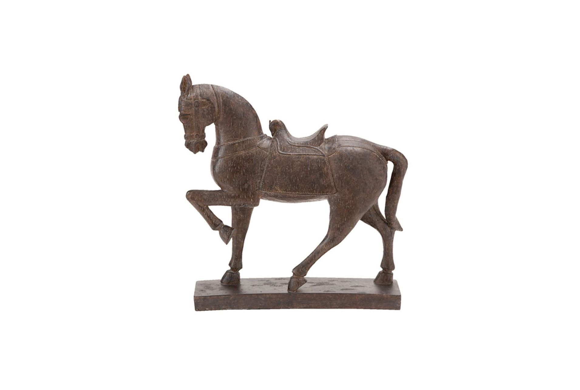 Horse statue for my kitchen counter instead of bouquet of flowers that never last.