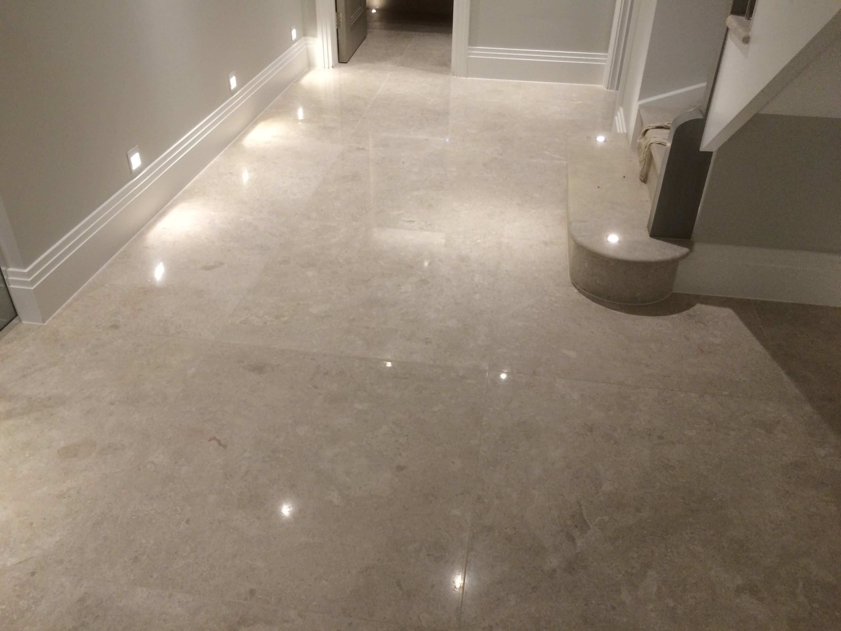 Limestone Polishing Sealing Esher Surrey
