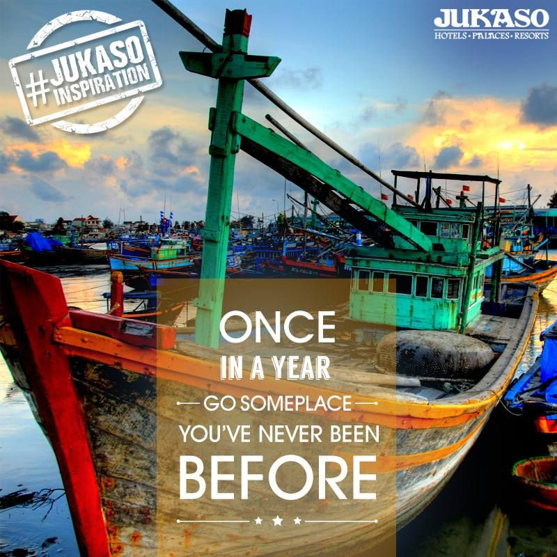 Make it your resolution for 2014.  For a head start visit www.jukaso.co.in #JukasoInspiration